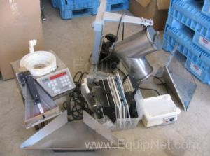 Kirby Lester KL 200 Electronic Counter and Other Accesories