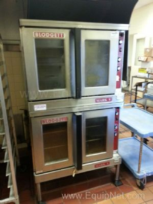 Blodgett Stainless Steel Dual Convection Oven