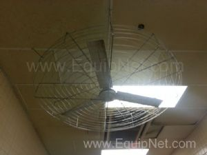Lot of (3) Large Ceiling Exhaust Fans