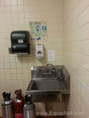 Stainless Steel Hand Wash Station