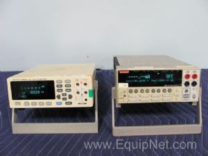 Lot of 2 Component Testing Instruments