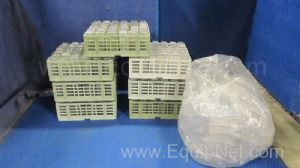 Lot of Animal Cage Plastic Water Bottles