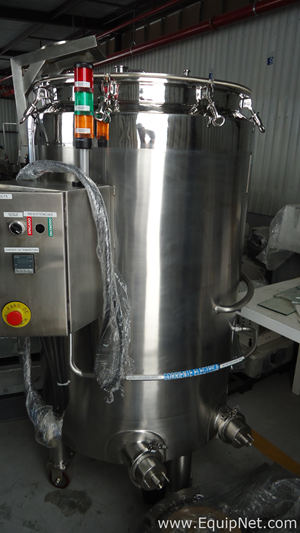 ACF Stainless Steel 400 L Tank