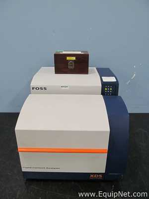 Foss XM1000 XM1100 Series Rapid Content Analyzer Based On XDS Near-Infrared Technology