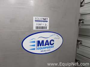 Unused Mac Equipment Stainless Steel PAVRC Dust Filter And Sugar Receiver System