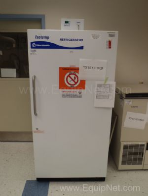 Fisher Science Isotemp Refrigerator