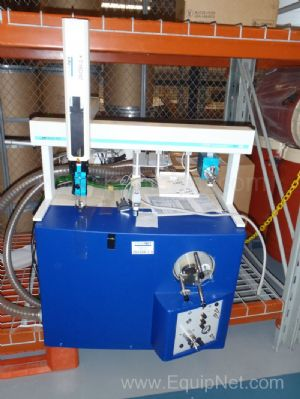 Waters Time Of Flight Mass Spectrometer W/CTC Handler and Upgraded Source