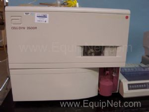 Abbott Cel Dyn 3500CS Hematology Analyzer