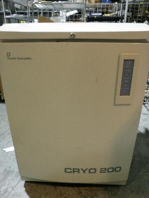Forma Scientific Cryo200 Cryogenic Storage Freezer