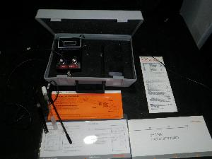 Orion Research Digital pH Meter with Three Probes