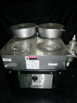 Precision Scientific Four Opening Concentric Ring Electrical Steaming Bath
