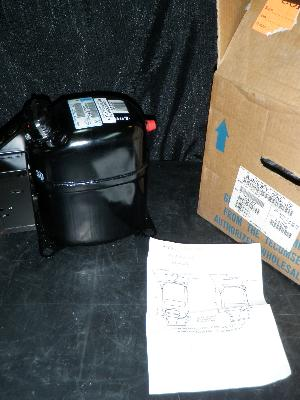 Tecumseh 1/2 Hp Refrigeration Compressor with Synthetic Alkylate Oil