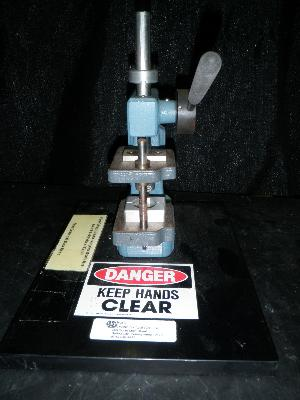 TransAmerican Tool ILP-500 Small Benchtop Lever Press Machine
