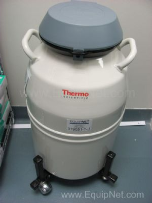 Thermo Scientific 8036 Liquid Nitrogen Storage Tank