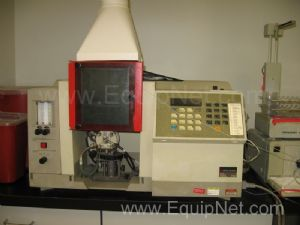 Perkin Elmer 3100 Atomic Absorption Spectrometer