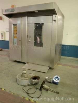 Zucchelli Forni Top Rotor 1C 80 x 80 Rotary Oven