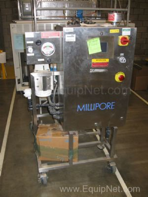 Millipore TFF (Tangential Flow Filtration) Skid