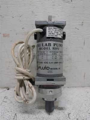 Fluid Metering Inc. PM6014 RHV Lab Pump