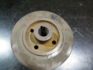 Six Vane Impeller