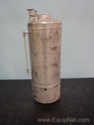 Alloy Products Corp Stainless Steel Tank
