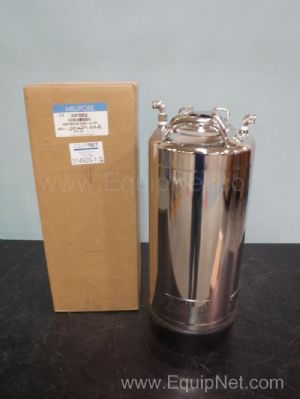 Lot of 2 Alloy Products Corp Stainless Steel Pressure Vessels
