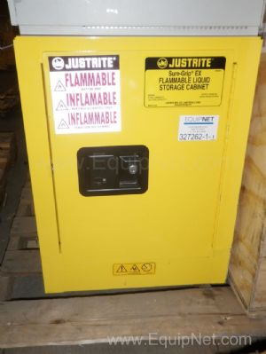 Justrite 4 Gallon Flammable Storage Cabinet