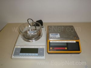 Lot of 2 Sartorius Platform Balances