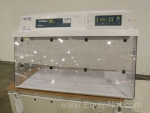 Air Clean 600 HEPA Filtered PCR Workstation