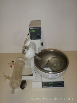 Buchi R-114 Rotovap with B-480 Bath