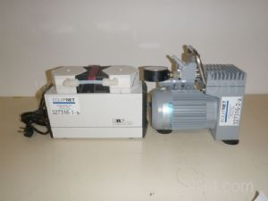 Lot of 2 Lab Vacuum Pumps