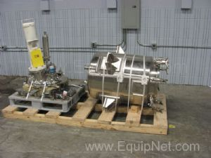 MPC 280 Liter Jacketed Vessel