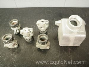 Lot of 6 Assorted Electrical Parts