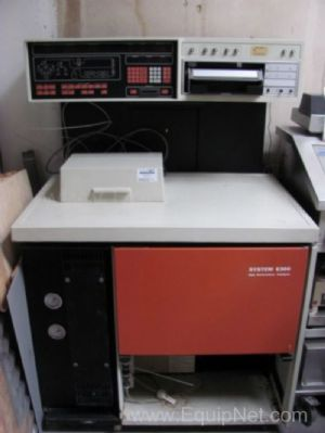 Beckman High Performance Analyzer Model 6300