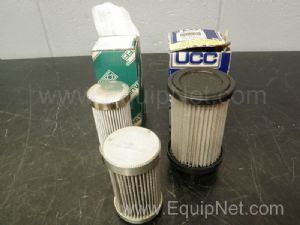 Lot of 3 Assorted Filters