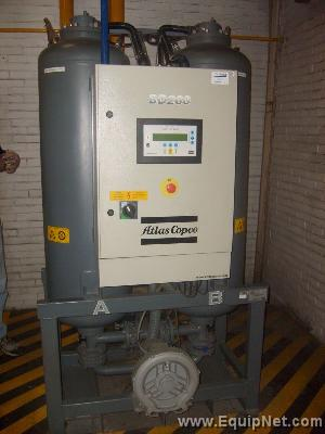 Atlas Copco Air Dryer System Model BD260