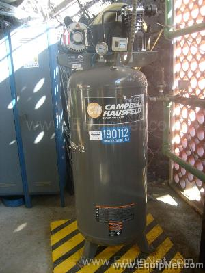 Campbell Hausfeld 60 Gallon Air Compressor Model V