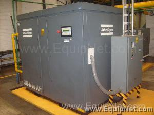 ATLAS COPCO OIL FREE AIR COMPRESSOR