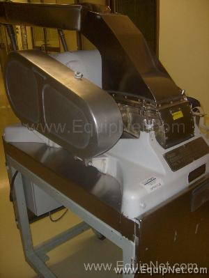 Fitzpatrick Stainless Steel Granulator Model D