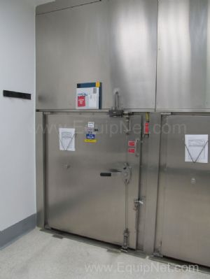 Gruenberg H18H Truck Style Granulation Drying Oven - Oven A