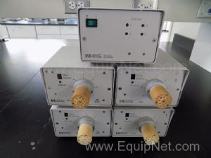 Lot of HP Injection Valve Actuators with Controller