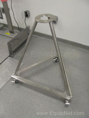 Stainless Steel Tank or Column Base