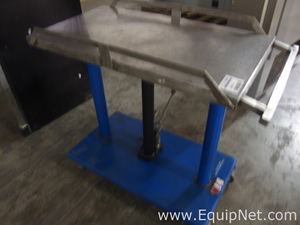 Vestil Manufacturing Co HT-10-2036 Lift Table