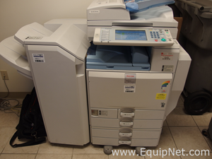 Ricoh Aficio MP C5000 Printer, Copier and Scanner with Email Center