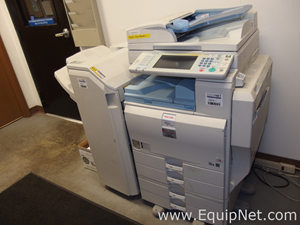 Ricoh Aficio MP 4000 Printer, Copier and Scanner with Email Center