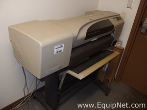 Hewlett Packard Designjet 500 Document Printer