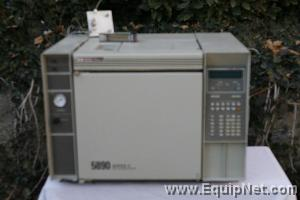Hewlett Packard 5890 Series 2 Gas Chromatograph
