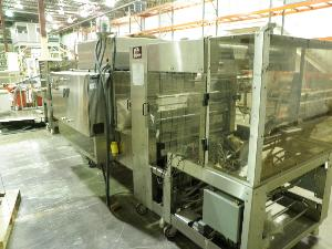 Poly Pack PH-32DL Dual Lane Shrink Wrapper