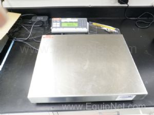 Sartorius Platform Scale with QC60FEG-S Indicator