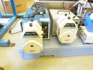 Lot of (2) Cole Parmer Masterflex I/P Peristaltic Pumps