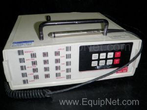 Hiac Royco 245A Particle Counter with Welch Allyn Handheld